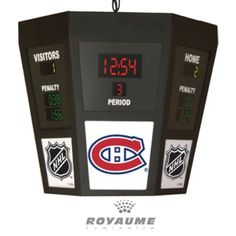 Montreal Canadiens, Boy Room, Kids Room, Sports Storage, Hockey Room, Digital Alarm Clock, Lockers, Hockey Stuff, Teen Boys