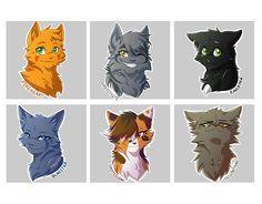 Silvernight Warrior Cats