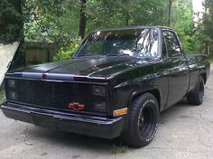 1980 CHEVY C10 mugged out