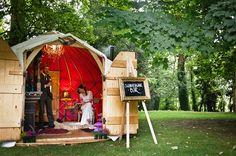 Natural Wedding Co: Wedding Yurts