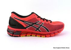 huge discount 40f70 31037 Asics Gel-Quantum 360 CM women s running shoes sneakers Flash Coral Black  Silver