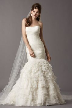 Watters Brides Dakota Gown Style 4022B | Watters.com