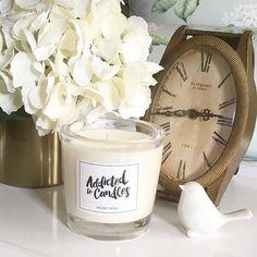Easy like a Sunday Morning with our Peony Rose Candle 🔥#addictedtocandles #candles #peonyrose #fragrance #amazing #homefragrance #bedroom #homedecor #bedroomdecor #style #home #interiorinspo #luxurycandles #giftsforher #giftsforhim #gift #christmas #handpoured #madewithlove #etsy #etsyau #houzz #accessories #makersgonnamake #picoftheday #houzzau