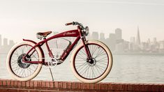 E-Tracker electric bike by Vintage Electric