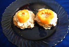 Szilveszteri halkrém Eggs, Keto, Breakfast, Food, Morning Coffee, Essen, Egg, Meals, Yemek