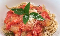 Rosemary Pomodoro Pasta
