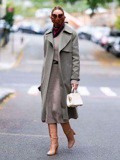 Olivia Palermo Outfit, Olivia Palermo Stil, Olivia Palermo Lookbook, Amal Clooney, Winter Trends, Katie Holmes, Gossip Girl, Look Fashion, Winter Fashion