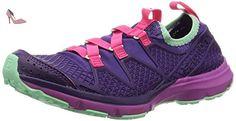 Salomon Crossamphibian W Ladies Chaussures Violet Courir 381591 , Size:38 - Chaussures salomon (*Partner-Link)