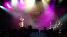 Phoebe Jean & The AirForce - Scène Pression Live au Printemps de Bourges 2013