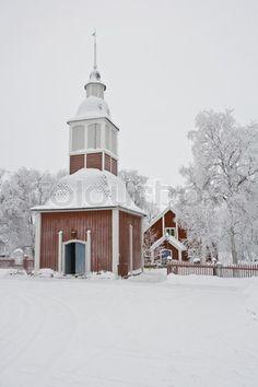 Vinter i Sverige - Norrbotten