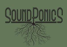 MEET OUR CLIENT : SOUNDPONICS ( @SOUNDPONICS )PRODUCTION | Gigi ... Roots Logo, Logo Inspiration, Meet, Entertainment