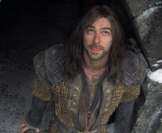 Aidan Turner / Last day of filming The Hobbit
