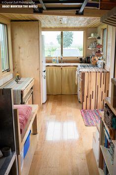 Pequod custom built tiny house by Rocky Mountain Tiny Houses
