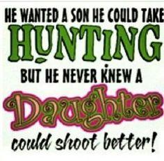 hunting girl quotes on pintrest | Via Kayla McGregor