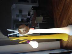 È arrivata la lampada LaDina colore fucsia!