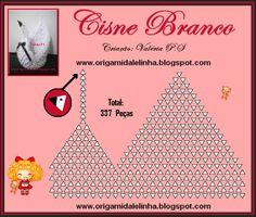 3D Origami Cisne Branco https://sites.google.com/site/3dorigamiforfun/instructions-huong-dan-lam-cac-mau/animals/winged-animal-loai-co-canh/swan-thien-nga/no-wing-khong-canh