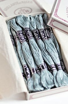 Antique Embroidery Floss