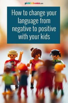 Moving from Negative to Positive Language with Kids  - Thinking about what you say and how you saying and moving from negative to positive language with our kids can turn arguments into collaboration. Education Positive, Positive Discipline, Parenting Articles, Parenting Hacks, Learning Activities, Kids Learning, Advice For New Moms, Terrible Twos, Attachment Parenting
