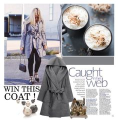"""NEW CONTEST ! Link in description"" by majagirls ❤ liked on Polyvore featuring mode, WithChic en Herz"