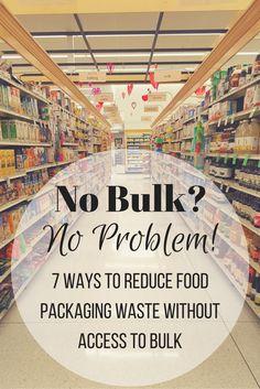 Zero Waste without Bulk