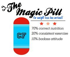 The Magic Pill #crossfit #motivation
