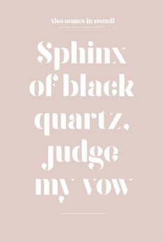 Gokú by Anthony James. Gokú is a Didot typeface, initially designed as a stencil font for a Watches of Switzerland launch event. It is host to a large array of ligatures, glyphs and alternates. Bold lines, subtle curves and improved legibility make it perfect for any application.