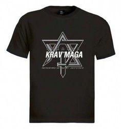 e81d997f7 Krav Maga Star of David T-Shirt | Krav Maga t shirts | israeli-