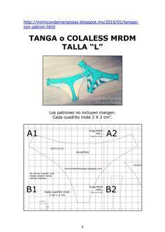 Tanga o Colaless Mariposas. Diy Clothes Projects, Ropa Interior Babydoll, Underwear Pattern, Designer Lingerie, Dress Sewing Patterns, Vintage Lingerie, Fashion Pants, Sewing Tutorials, Bikini Set