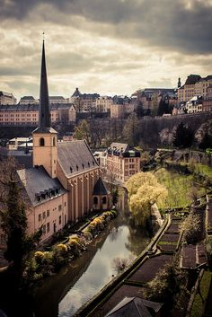 City of Luxembourg: Its Old Quarters and Fortifications, Luxemburg Places Around The World, Oh The Places You'll Go, Travel Around The World, Places To Travel, Places To Visit, Around The Worlds, Travel Stuff, Luxembourg Germany, Miles Apart