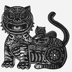 ancient tiger - Google-haku