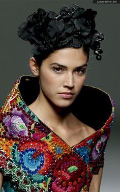 Meche Correa  Peru Fashion