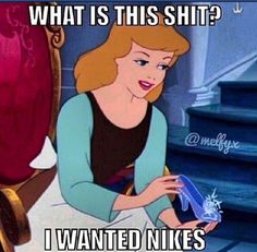 What is this shit? I wanted Nikes! Funny Fitness | Gym Memes | Gym Humour