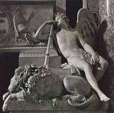 Antonio Canova, detail Roma, San Pietro in Vaticano