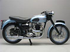 Triumph T 110 650 cc 1954