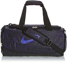 d8f903930a New Nike Team Training Max Air Graphic Small Duffel Bag Court  Purple Black Hyper Grape