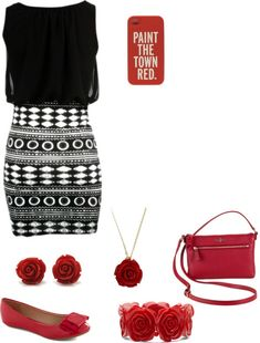 Comfy club outfit by stefaniejoseph on Polyvore