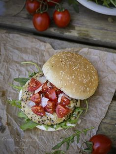 Hamburguesas de quinoa, excelente alternativa a las tradicionales de carne.
