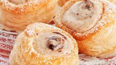 Luumumoussetortut - Yhteishyvä Sweet Desserts, Sweet Recipes, Finnish Recipes, Cocktail Desserts, Sweet Pastries, Sweet Cakes, Christmas Baking, No Bake Cake, Baking Recipes