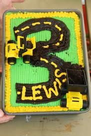 tractor cake designs for boys - Google Search