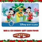 Mickey Fix $50 Disney Gift Card Giveaway