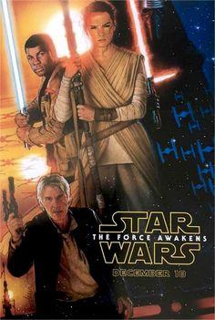 Star Wars 7 : l'affiche officielle dévoilée par Disney