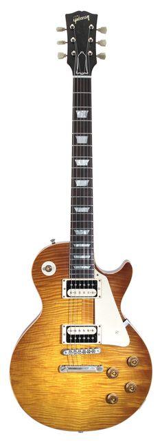 """Gibson Custom Shop Collectors Choice #4 1959 Les Paul """"Sandy"""" Aged"""