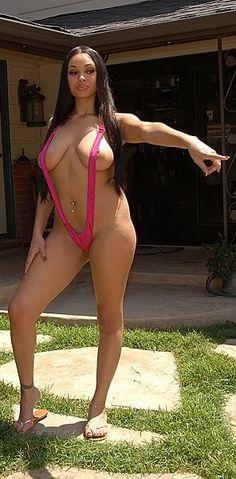 Tite mini porn bikini Mature big