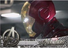 THE AVENGERS Movie Memorabilia Trading Cards