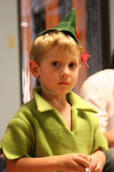 Peter Pan #Halloween #costume photo by Shelly Reese Photography