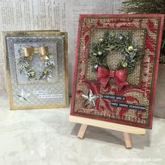 Richele Christensen: 12 Tags of 2015 / Holiday Card Series - December Inspiration