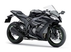 2016 Kawasaki ZX10R Black Colors