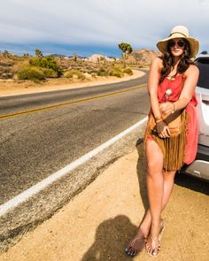 Style Update: A Joshua Tree Experience - Fashion Foie Gras What I Wore, What To Wear, Wide Brimmed Hats, Red Carpet Looks, Fashion Outfits, Fashion Trends, Dressing, Plus Size, Foie Gras