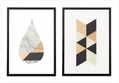 Where to find Scandinavian style geometric posters - pattern Scandinavian Pattern, Scandinavian Style, Geometric Poster, Geometric Art, Image Theme, Web Patterns, Poster Art, Deco Design, Abstract Wall Art