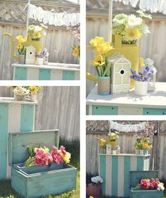 Flower Stand/Lemonade stand Mini Sessions- Jen Dixon Photography
